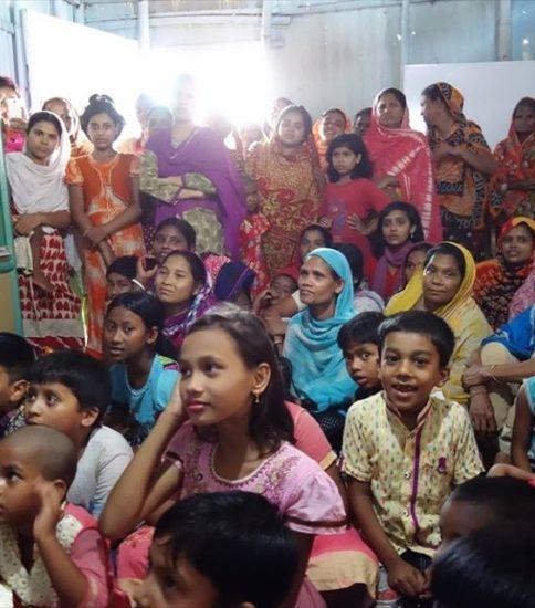 バングラデシュのモア図書館を応援したい!